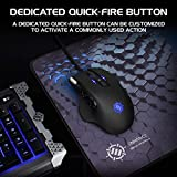 ENHANCE Theorem 2 MMO Gaming Mouse with 13