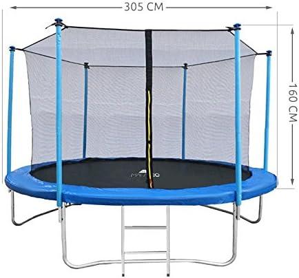 Red de seguridad para cama elástica de 183 cm a 427 cm N. º 2223 ...
