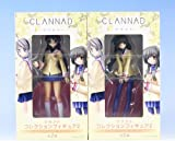 Clannad Collection Figure 2 CLANNAD anime character prize Fleurs ( whole set of 2 )