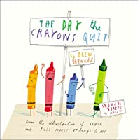 Deals on The Day the Crayons Quit Book