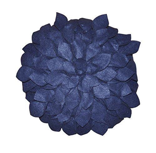 Seventeen Eden Petal Round Decorative Pillow 16