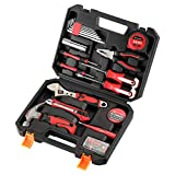 Best Home Tool Kits - 41-Piece BHTK001 Tool Set General Household Hand Tool Review