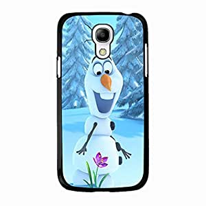 Samsung Galaxy S4 Mini case Anime Frozen Cartoon Anime Comics Character Disney for girls Theme Design Hard Plastic Durable Snap on Accessories Protective Case Cover for Samsung Galaxy S4 Mini