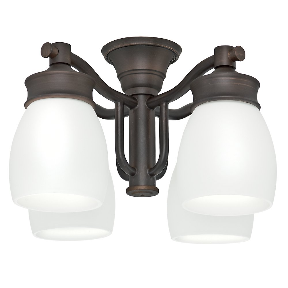 light parts pl for shop kit with bronze accessories glass at lighting kits renovations com progress fan etched lowes incandescent forged ceiling fans