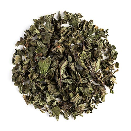 Peppermint Pure Organic Herbal Tea - Sweet and refreshing - Rich Mint Flavour - Dried Loose Leaf Pepper Mint - Mentha Piperita 100g 3.52 Ounce