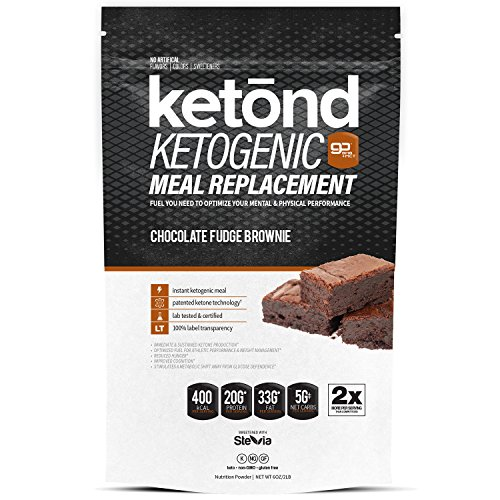 Ketond Ketogenic Meal Replacement. The Only Ketogenic Meal Replacement Shake