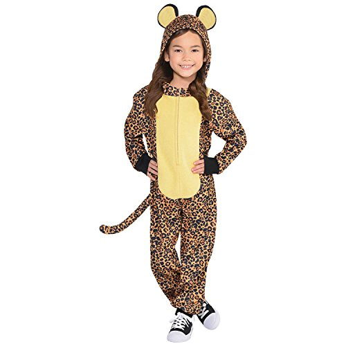 Leopard Zipster Suit - Small (4-6)]()