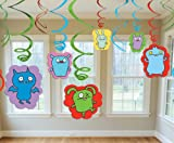 Uglydoll - Swirl Value Pack Party Accessory