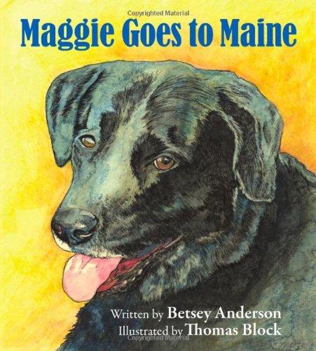 Read Online Maggie Goes to Maine pdf epub