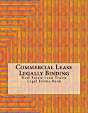 img - for Commercial Lease - Legally Binding: Real Estate Land Trusts - Legal Forms Book book / textbook / text book