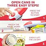 Kitchen Mama Electric Can Opener: Open Your Cans