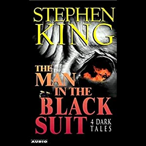 The Man in the Black Suit Audiobook
