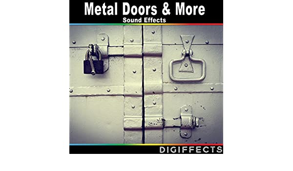 Metal Attic Hatch Open and Close Version 2 by Digiffects