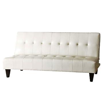 Amazon.com: Sillón sofá futón sofá cama moderno Convertible ...