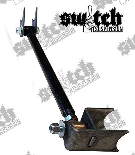 Panhard Bracket (Universal Panhard Bar Kit w/ Brackets and Mounting Hardware)