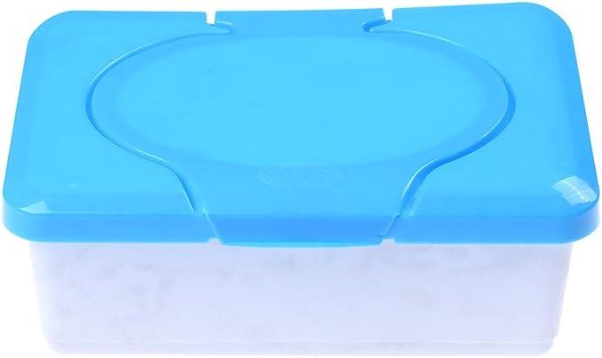 Yiphates Reusable Wet Wipe Box Travel Wet Wipe Case Wipes Dispenser Baby Eco Friendly Napkin Storage Box Holder Container