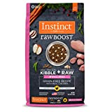 Instinct Raw Boost Small Breed Grain Free Recipe With Real Chicken Natural Dry Dog Food By Nature'S Variety, 10 Lb. Bag For Sale