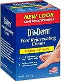 DiaDerm Foot Rejuvenating Cream 4 oz (Pack of 11)