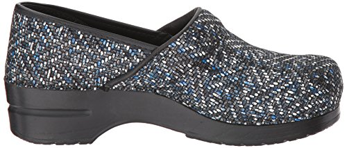 Pictures of Sanita Women's Professional Path Work Shoe Blue 3