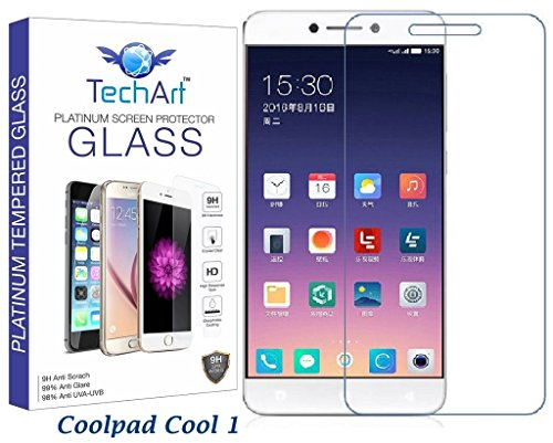 Coolpad Cool 1 Tempered glass By TechArt