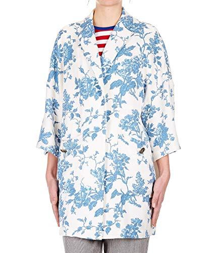 Blazer Poliestere Semi Donna Y9ps50k69 Beige couture HqK5qB
