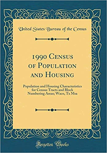 1990 Census of Population and Housing: Population and