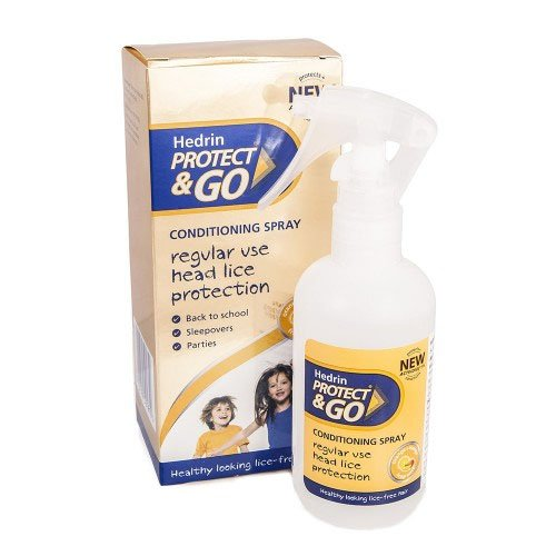 Hedrin 200 ml Protect and Go Conditioning Spray HED0063R