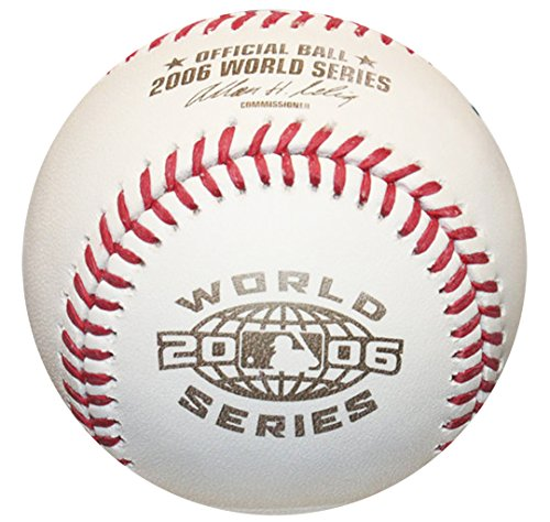 - Rawlings 2006 World Series Official MLB Game Baseball - St. Louis Cardinals