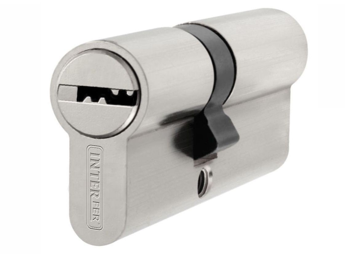 Interfer Cilindro seguridad 30-30 niquel L-15