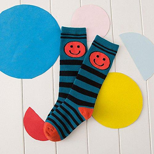 ZYTAN ChildrenS Socks Socks Socks Pure Cotton Socks Socks Socks Sweat Absorbent Breathable 5 pairs