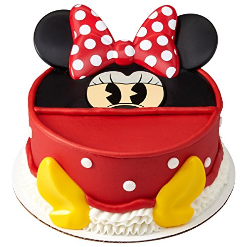 Decopac Minnie Mouse Creations Cake Topper Decoration -