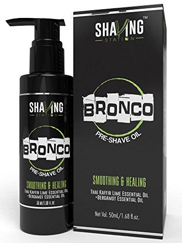 Shaving Station Bronco Pre Shave Oil 50ml