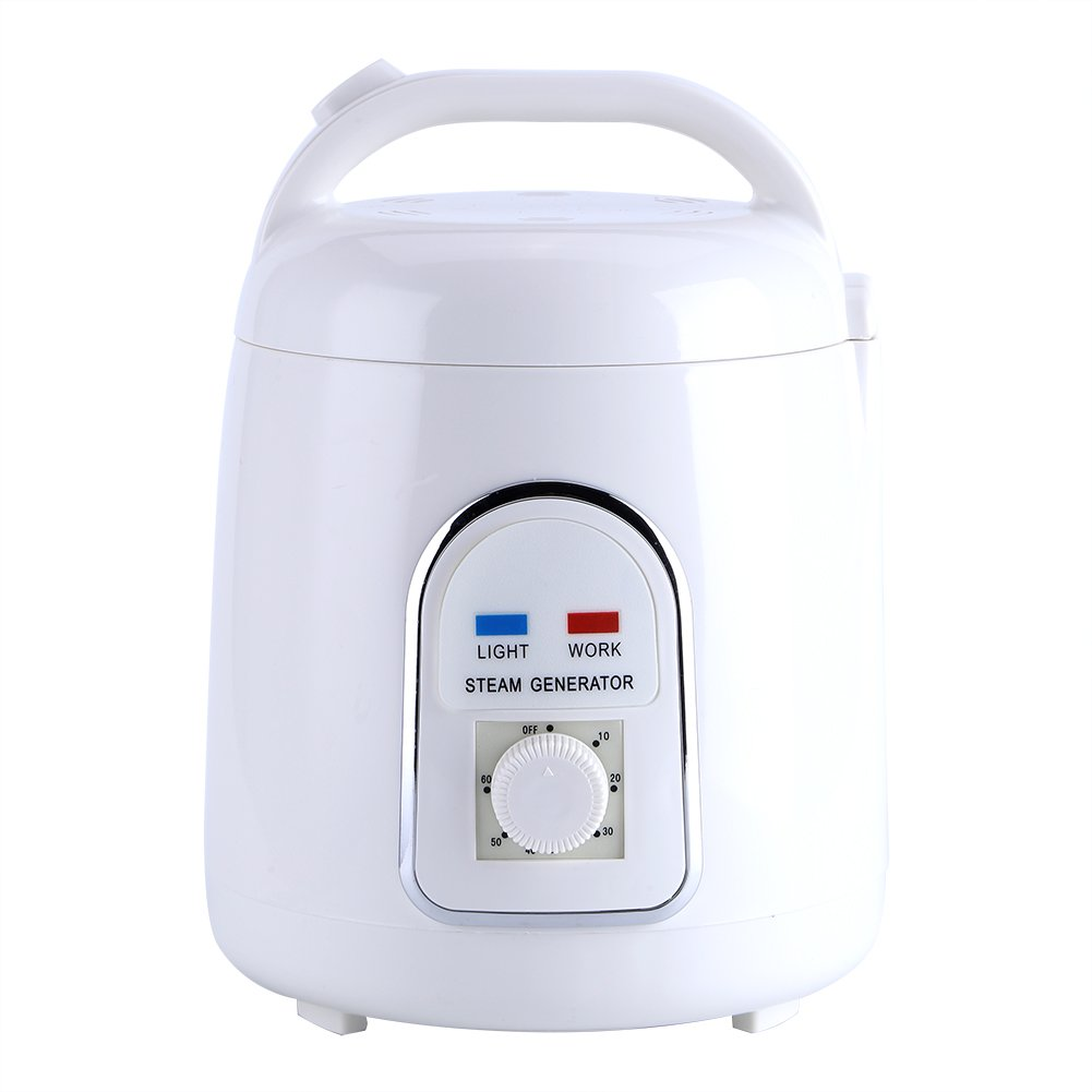 Saunas Steamer Pot Home Portable Steam Generator Sauna Suit Home Spa 110V (110V ) Fdit
