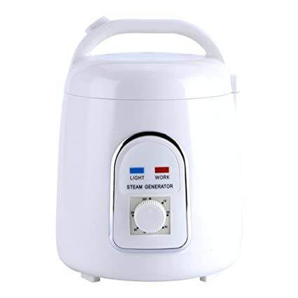 Bathroom Fixtures 2 Liters Home Steam Generator Sauna Stainless Steel Steamer Pot For Portable Steam Saunas Home Sauna