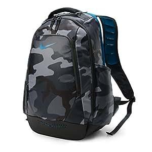 c84396fdf2e7 Nike Ultimatum Utility Graphic Camo Backpack Grey Blue Camo Grey Blue Camo