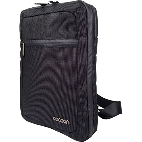 Click to buy Cocoon Innovations SLIM XS Tablet Pro Messenger Sling with Grid-It (IMS155BK) - From only $37.63