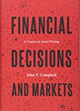 img - for Financial Decisions and Markets: A Course in Asset Pricing book / textbook / text book