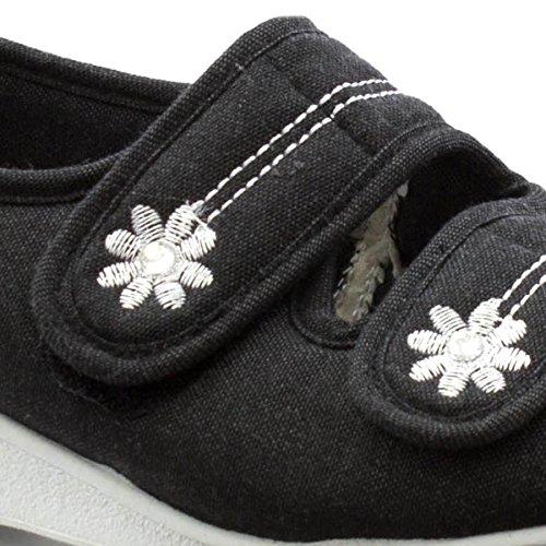 Womens Coin Noir Confort Noir Confort Coin Softlites Sandale Softlites Womens Coin Noir Noir Womens Sandale Noir Softlites Pdq6PS