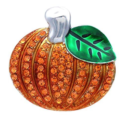 Happy Halloween Party Event Pumpkin Thanksgiving Fall Brooch Pin (Fall Brooch Pin)