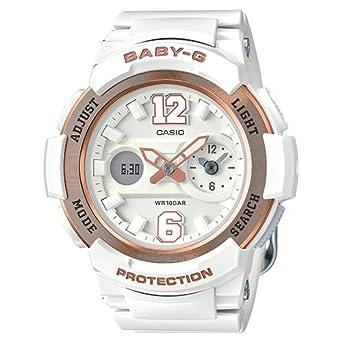 Casio Womens Baby-G BGA-210-7B3 Analog-Digital Casual Quartz Watch