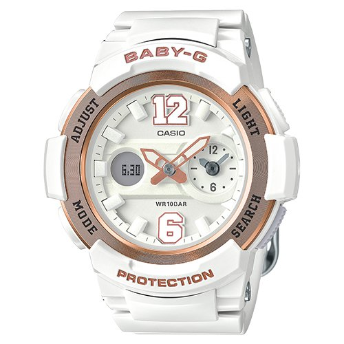 Amazon.com: Casio Womens Baby-G BGA-210-7B3 Analog-Digital Casual Quartz Watch: Watches