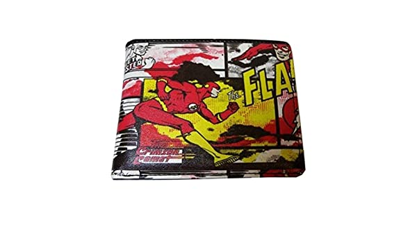 The Flash - Corriendo Flash Cartera: Amazon.es: Equipaje