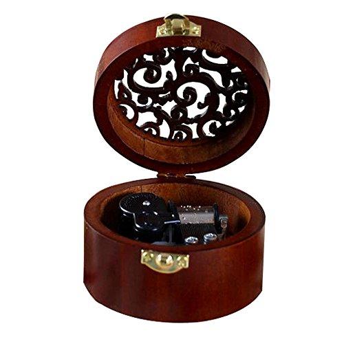 Clockwork Music Box Tune Is Canon Music Box for Birthday Present