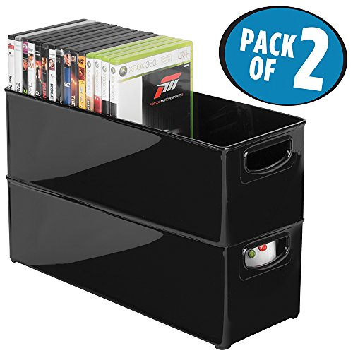 mDesign Household Storage Video Games product image