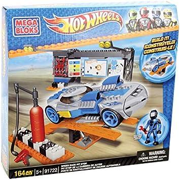 Hot Wheels - Pit Stop (Mega Brands 91722): Amazon.es: Juguetes y ...