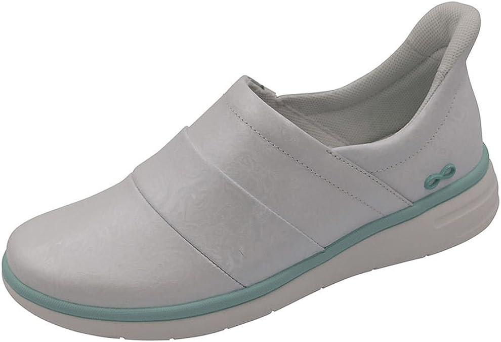 Athletic Shoe White/Arubablue/White