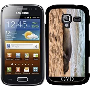 Funda para Samsung Galaxy Ace 2 (GT-I8160) - Foca Monje by loki1982