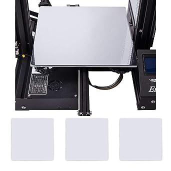 Creality - Placa de polipropileno para impresora 3D con 3 ...