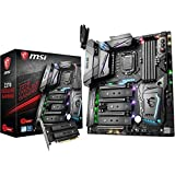 MSI Z370 Godlike Gaming Socket LGA 1151 ATX Motherboard