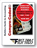 img - for Fast Tabs Compre-Coded for Builder's Guide To Accounting | Edition Revised book / textbook / text book